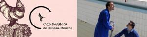 Aujourd'hui en m'habillant – Promenade performance by Compagnie de l'Oiseau-Mouche